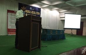 Doctor B Ravi Shankar Consultant Clinical Oncologist at IMA Visakhapatnam